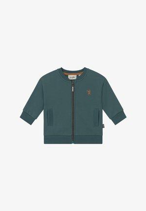 PURE KIDS - Zip-up hoodie - petrol