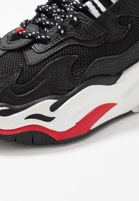 Just Cavalli - Sneakers basse - black - 5