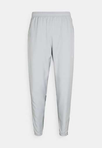 ESSENTIAL PANT - Tracksuit bottoms - light smoke grey/smoke grey/silver