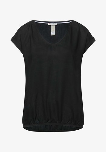 Blouse - schwarz