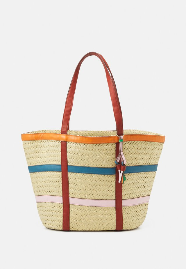 VIVID BRIELLA BIG BAG - Torba na zakupy - mix colour