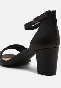 Clarks - KAYLIN - Sandals - black - 5