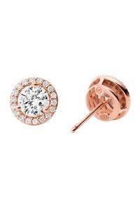 Michael Kors - PREMIUM - Earrings - rose gold - 1