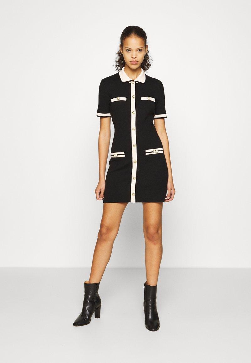 maje - RAVENY - Jumper dress - noir