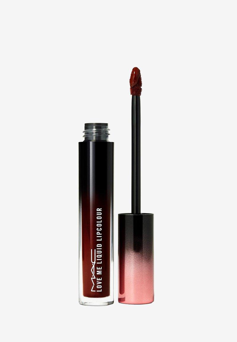 MAC - LOVE ME LIQUID LIPCOLOUR - Vloeibare lippenstift - i vote for me