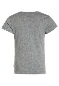 Levi's® - Camiseta estampada - gris chine - 1