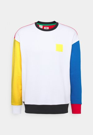 LEGO RELAXED CREW UNISEX - Sweatshirt - multi-coloured
