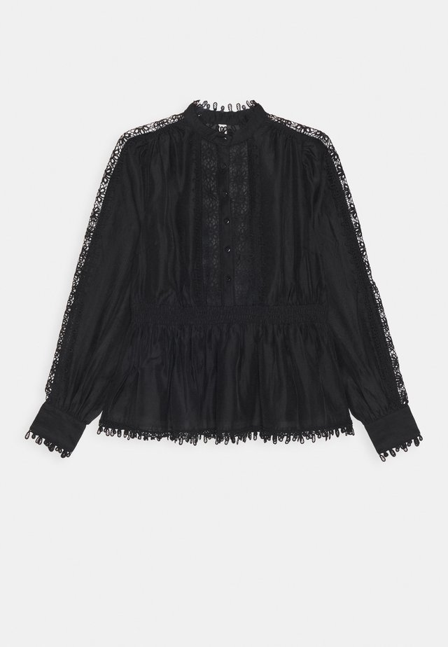 YASKEMSLEY - Blouse - black