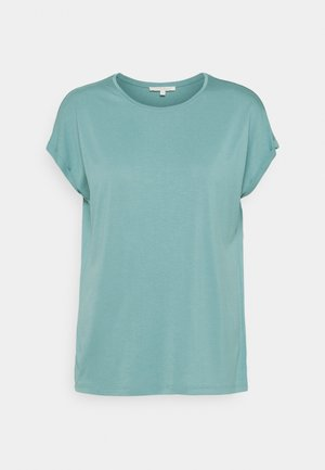 Basic T-shirt - mineral stone blue