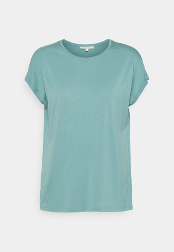Basic T-shirt - mineral stone blue