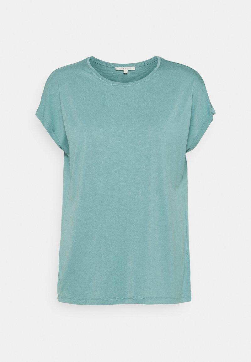 TOM TAILOR DENIM - T-shirt basique - mineral stone blue