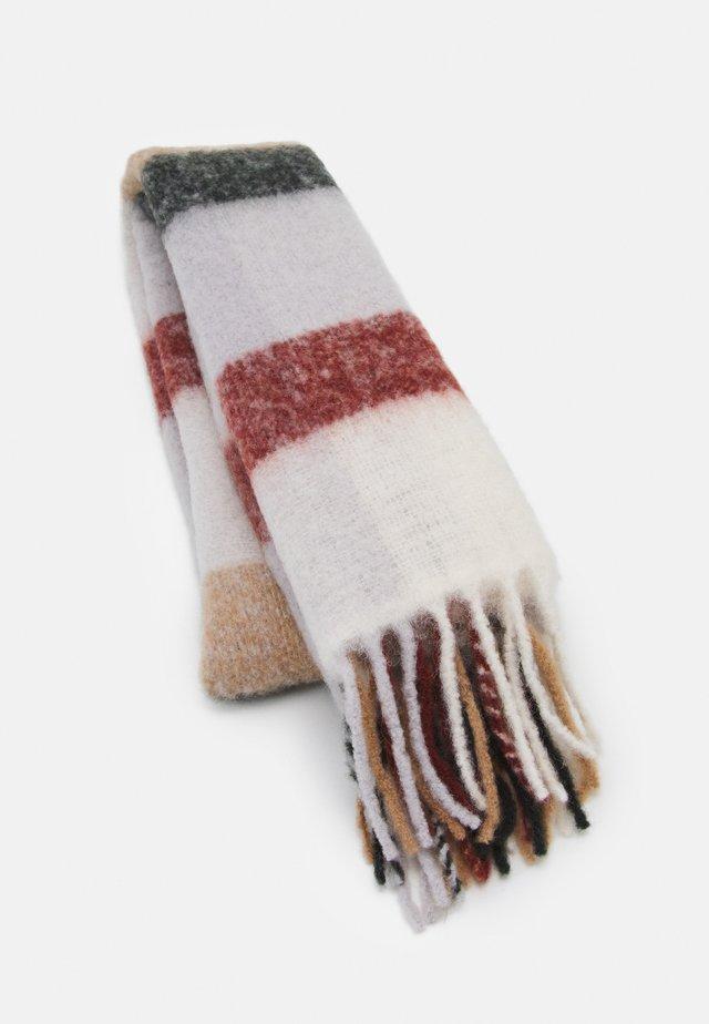 IBISCO CHECK - Sjaal - multi-coloured