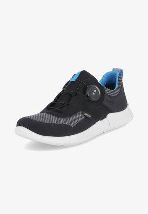 THUNDER - Trainers - schwarz/blau