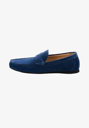 PARRE - Moccasins - navy blue