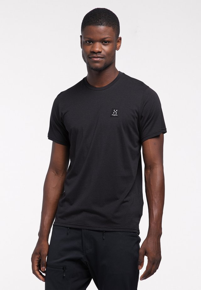 Sports shirt - true black