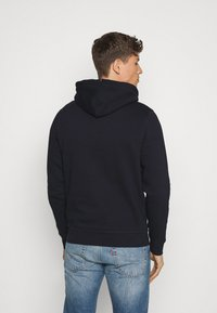 Tommy Hilfiger - STACKED FLAG HOODY - Sweater - desert sky - 2