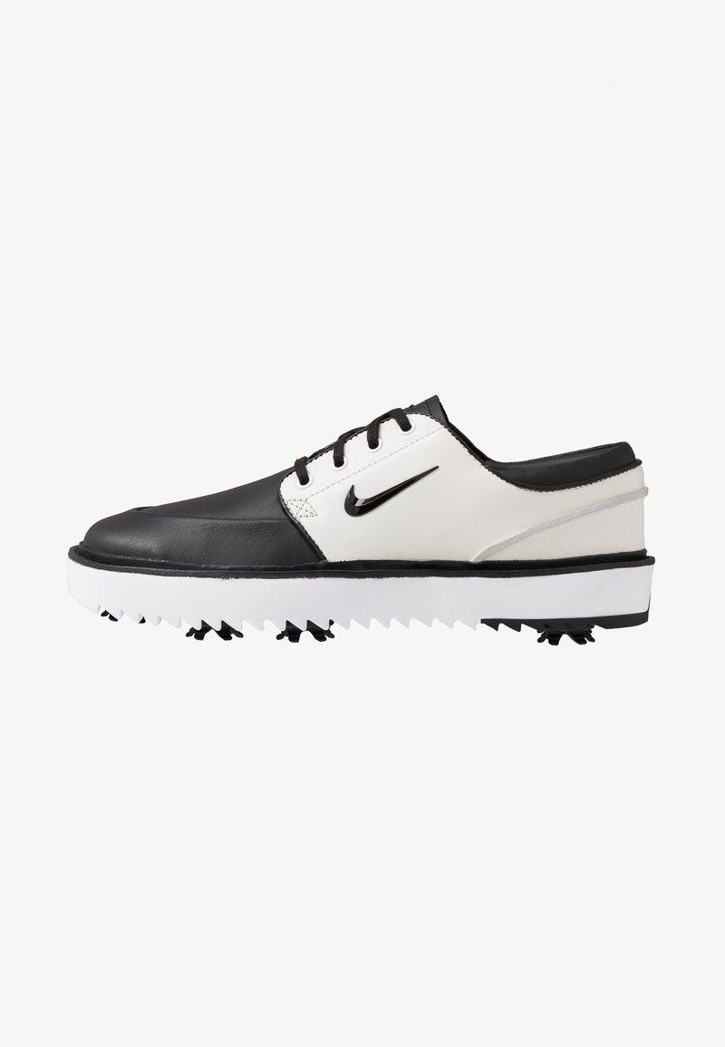 Nike Golf - JANOSKI G TOUR - Golf shoes - black/phantom/white