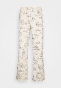 Dickies - SIBLEY PANT - Chino kalhoty - ecru - 0