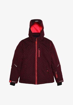 VALJESSA  - Ski jacket - dunkel himbeere