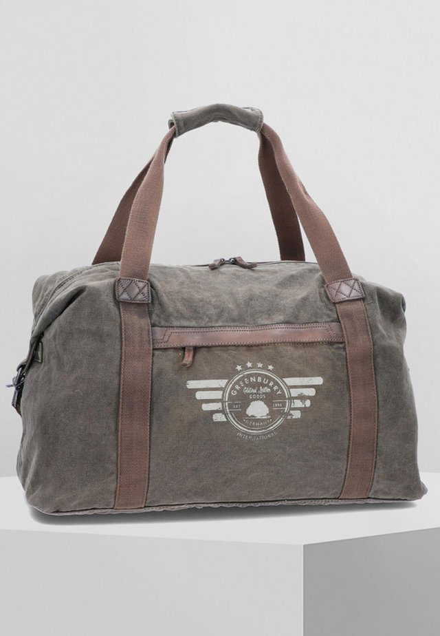 Sac week-end - khaki