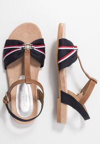 TOM TAILOR - Sandals - navy - 3