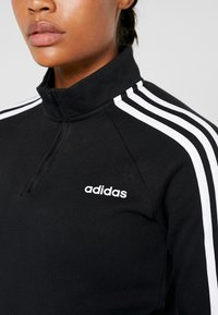 adidas Performance - Sweatshirt - black/white - 5