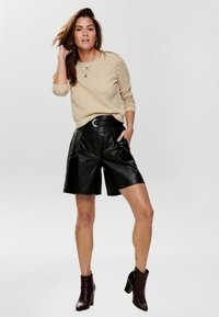 ONLY - Shorts - black - 1