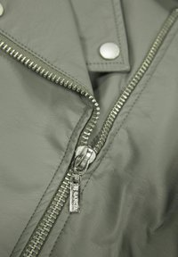 Garcia - Faux leather jacket - sea spray - 4