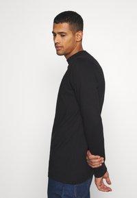 G-Star - KORPAZ MOCK  - Långärmad tröja - black - 3