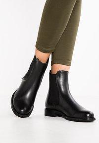 ECCO - SHAPE 25 - Classic ankle boots - black - 0