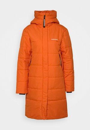 TINDRA - Winter coat - burnt orange