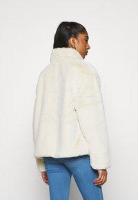 Nike Sportswear - Winter jacket - fossil/black - 2