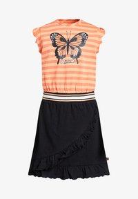 WE Fashion - Jerseyjurk - orange - 3