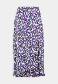 CHARLEE SKIRT - Pencil skirt - purple