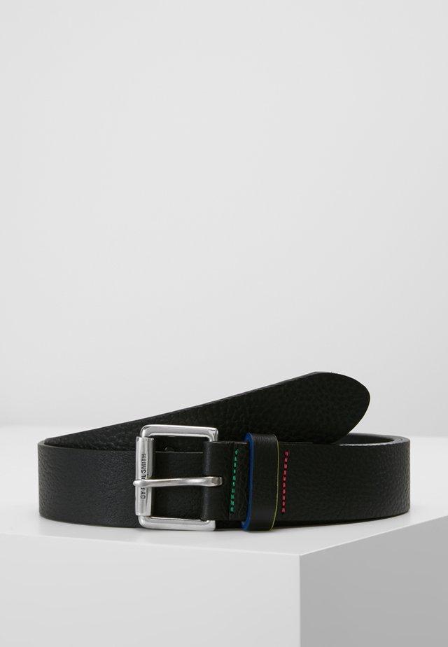 BELT CLASSIC - Belte - black