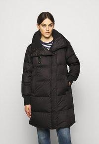 Lauren Ralph Lauren - MATTE FINISH COAT  - Down coat - black - 0
