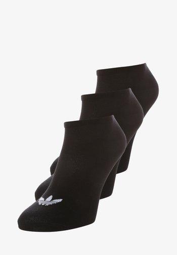 3 PACK - Socks - black/white