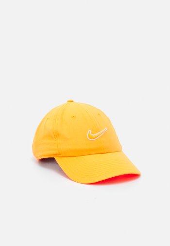 WASH UNISEX - Cap - total orange
