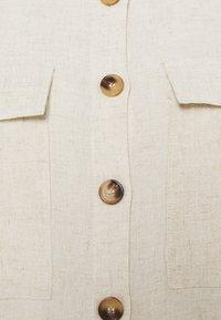 Kaffe - LINY  - Button-down blouse - light sand - 2
