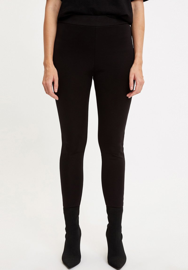 DeFacto - Leggings - Trousers - black