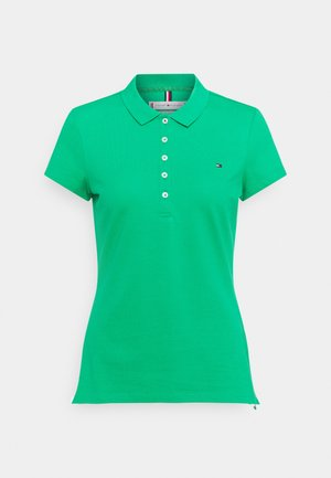 SHORT SLEEVE SLIM - Poloshirt - primary green