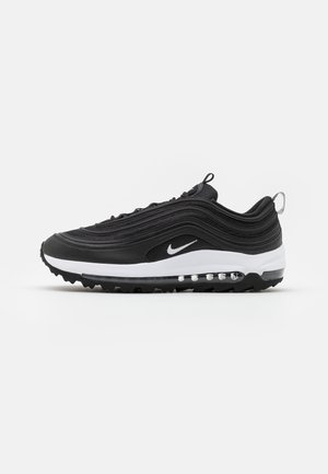 AIR MAX 97  - Golf shoes - black/white