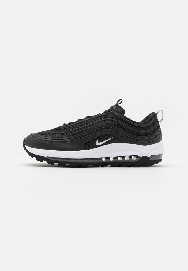 AIR MAX 97  - Obuwie do golfa - black/white