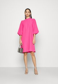 Moves - MOMAJ  - Day dress - orchid pink - 1