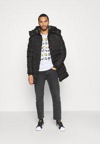 Brave Soul - BOBBY - Winter coat - black - 1