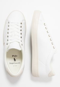 Polo Ralph Lauren - LONGWOOD - Sneakers - white - 1