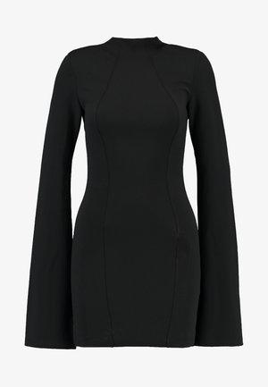 THE SENSE OF MYSTERY DRESS - Trikoomekko - black