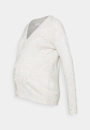 MLNICHELLE CARDIGAN - Cardigan - parchment