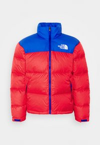 RETRO UNISEX - Gewatteerde jas - horizon red/blue
