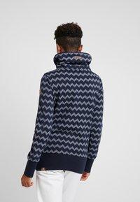 Ragwear - ZIG ZAG - Sweater - navy - 2